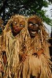 La gente di Mah Meri immagine stock