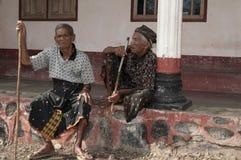 La gente di Ngada al Flores di Wagomenge immagine stock libera da diritti