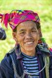 La gente di PA del Sa nel Vietnam Fotografie Stock