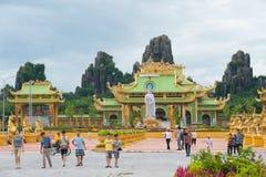 La gente en Dainam parquea, Ho Chi Minh, Vietnam Imágenes de archivo libres de regalías
