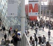 Salone del Mobile 2013 Imágenes de archivo libres de regalías