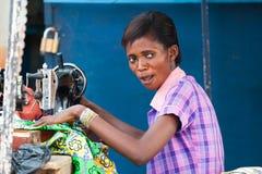 La gente nel GHANA Fotografie Stock Libere da Diritti