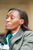 La gente nel GHANA Fotografia Stock Libera da Diritti