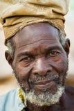 La gente nel GHANA Fotografia Stock