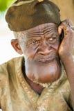La gente nel GHANA Fotografie Stock