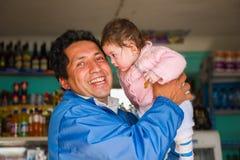 La gente nel Perù Fotografia Stock Libera da Diritti