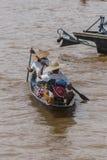 La gente nella barca Fotografie Stock Libere da Diritti