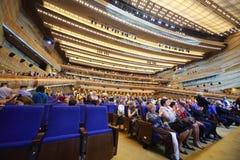 La gente vino al día del Juicio Final de la demostración fotografía de archivo libre de regalías
