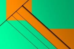 La geometría del color de fondo  Imagenes de archivo