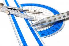La geometria immagini stock libere da diritti