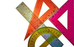 La geometria. Immagini Stock