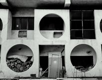La geometria nell'architettura Fotografia Stock