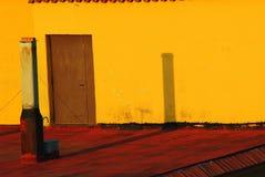 La geometria urbana Fotografia Stock