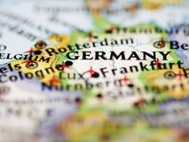 La Germania Immagini Stock Libere da Diritti