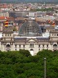 La Germania - Reichstag Fotografie Stock