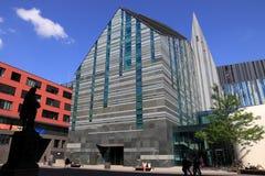 La Germania - università di Lipsia immagini stock libere da diritti