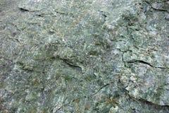 La giada cruda ha estratto dalle montagne rocciose nel Canada Immagine Stock Libera da Diritti
