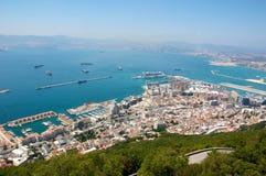 La Gibilterra Fotografie Stock Libere da Diritti