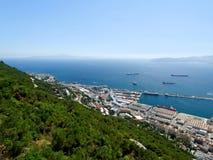 La Gibilterra Fotografia Stock Libera da Diritti