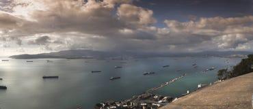 La Gibilterra Fotografia Stock