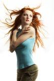 La giovane donna sessuale Fotografia Stock Libera da Diritti