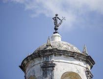 La Giradilla在哈瓦那,古巴 库存图片