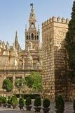 La Giralda. In Sevilla, Spain Royalty Free Stock Photo