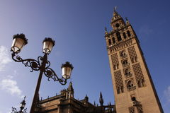 La Giralda. Photos stock