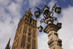 La Giralda. Stock Photo