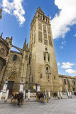 La Giralda Royalty Free Stock Images