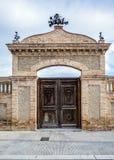 La Giralda in Arboc province of Tarragona Stock Photos