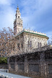 La Giralda in Arboc province of Tarragona Stock Photos