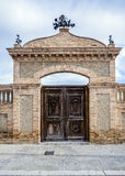 La Giralda in Arboc-provincie van Tarragona Stock Foto's