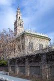 La Giralda nella provincia di Arboc di Tarragona Fotografie Stock