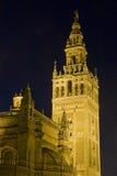 La Giralda, Séville Images libres de droits