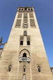 La Giralda, Sevilha Fotografia de Stock Royalty Free