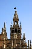 La Giralda, Sevilha, Spain Imagens de Stock