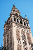 La giralda tower Royalty Free Stock Photo
