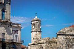 La Giraldilla, watchtower of Castillo de la Real Fuerza - Havana, Cuba Royalty Free Stock Image