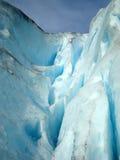 La glace Image libre de droits