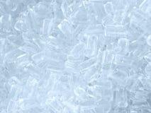 La glace barre le plein cadre images stock