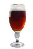 La glace de bière Image libre de droits