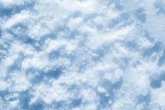 La glace rapièce le fond gelé de l'eau Photo libre de droits