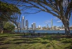 La Gold Coast Immagine Stock Libera da Diritti