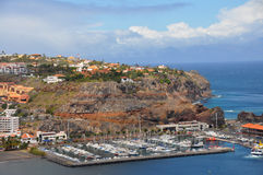 La gomera Royalty Free Stock Image