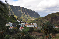 La gomera Photographie stock