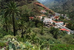 La Gomera Royalty Free Stock Photo