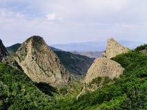 La Gomera 库存照片