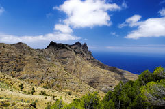La Gomera, Canary Islands Stock Photo