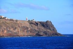 La gomera in Canary Islands, Spain. Beauty landscape from la gomera in Canary Islands, Spain stock photo